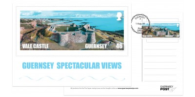 Spectacular Views FDI Cards