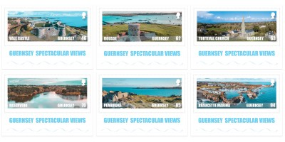 Spectacular Views Postcards