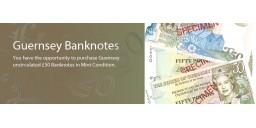 £50 Bank Notes