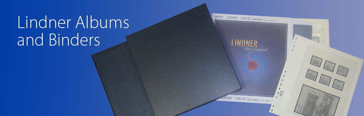 Lindner Album & Binders