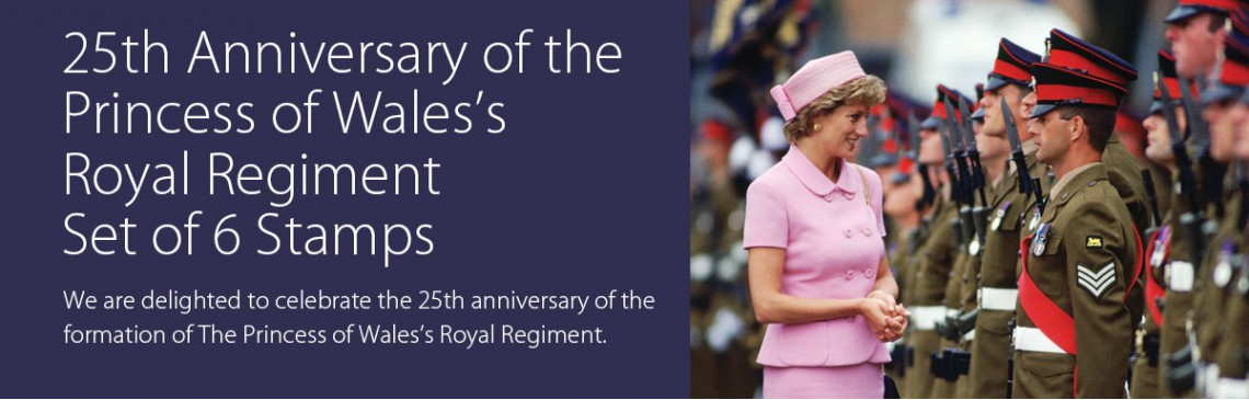 25th Anniversary of the Princess of Wales's Royal Regiment