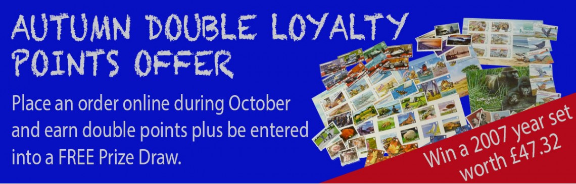 Loyalty Points Double offer