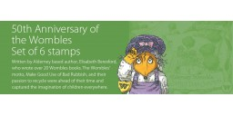 50th Anniversary of The Wombles