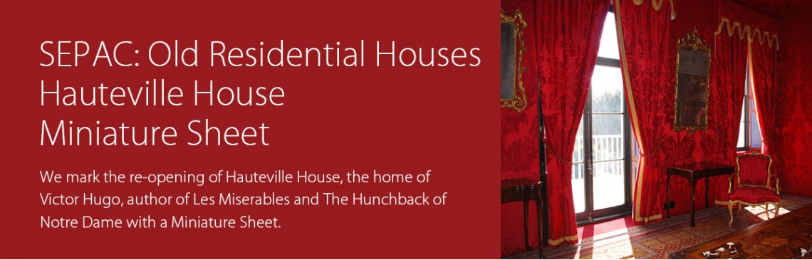 SEPAC: Old Residential Houses: Hauteville House