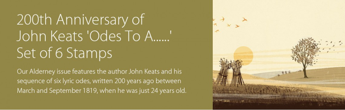200th Anniversary of John Keats 'Odes to A....'