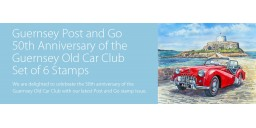 Post and Go: 50th Anniversary of the Guernsey Old Car Club