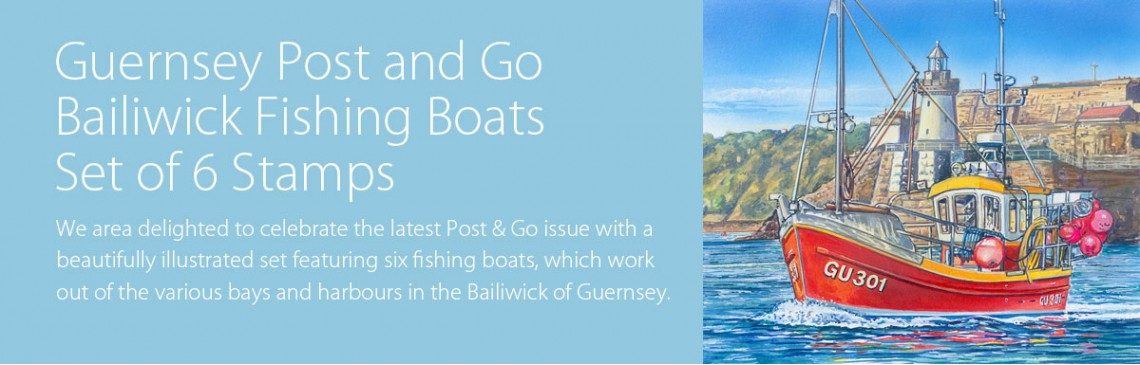 Post and Go: Bailiwick Fishing Boats