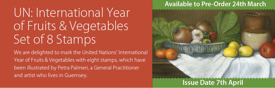 Alderney: UN: International Year of Fruits and Vegetables