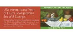 UN: International Year of Fruits and Vegetables