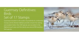 Guernsey Definitives: Guernsey Birds