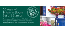 50 Years of Britain in Bloom (SEPAC)