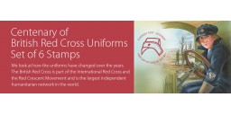 100 Years of Red Cross Uniform