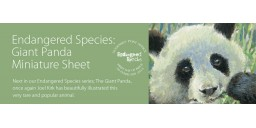 Endangered Species Giant Panda