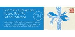 Guernsey Literary Potato Peel Pie