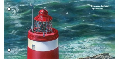Presentation Pack Bailiwick Lighthouses