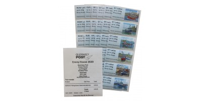 G Series Collectors Set Bailiwick Fishing Boats
