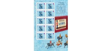 Sheets of 10 (66p Europa)
