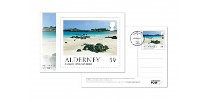 FDI 59p Postcard (UK)