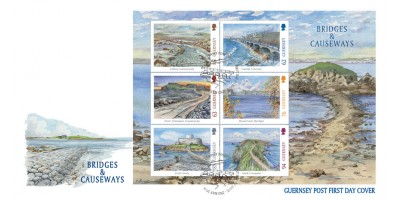 Souvenir Sheet First Day Cover