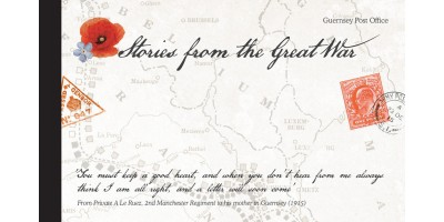 Stories of the Great War Part 2, Prestige Booklet