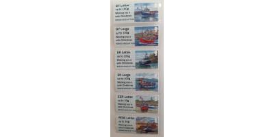 G Series Strips Bailiwick Fishing Boats