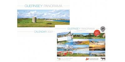 Guernsey Panorama Calendar 2021