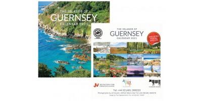 Guernsey Tent Calendar 2021