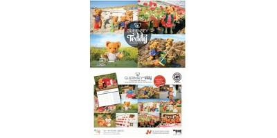 Guernsey Teddy Calendar 2021