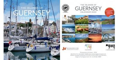 Guernsey Tent Calendar 2022
