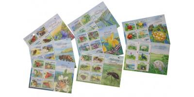 Alderney Souvenir Sheets