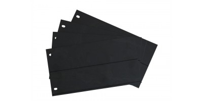 Empty Pack Inserts - 2 strip