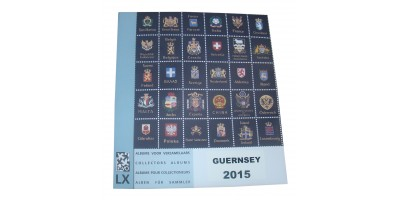 Guernsey 2015 Luxury Hingeless Supplement