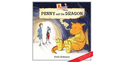 Penny and the Dragon - Children's Book