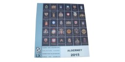 Alderney 2015 Luxury Hingeless Supplement