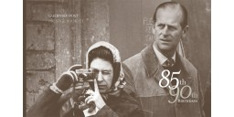 Queen Elizabeth 85th Birthday & Prince Philip's 90th