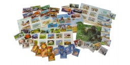 Complete set of 2007 Stamps
