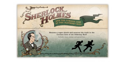 Sherlock Holmes Mystery Pack