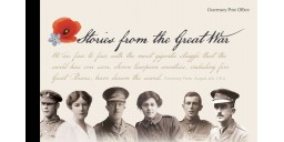 Stories of the Great War, Prestige Booklet