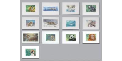 Set of Joel Kirk Prints