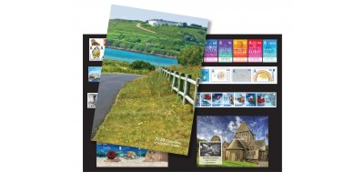 Alderney 2020 Year-set Folder