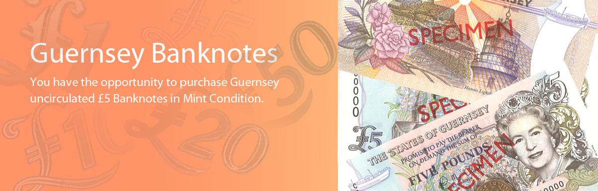 £5 Bank Notes