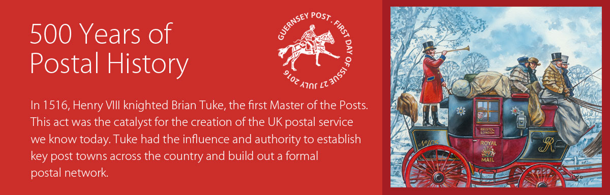 500 Years of Postal History