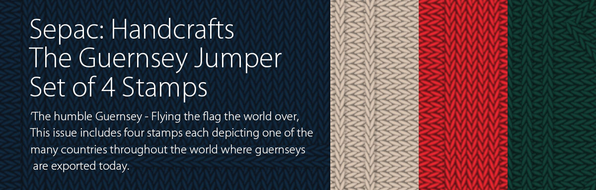 Sepac: Handcrafts The Guernsey Jumper