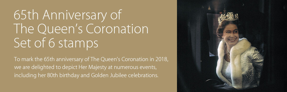 65th Anniversary of The Queen's Coronation