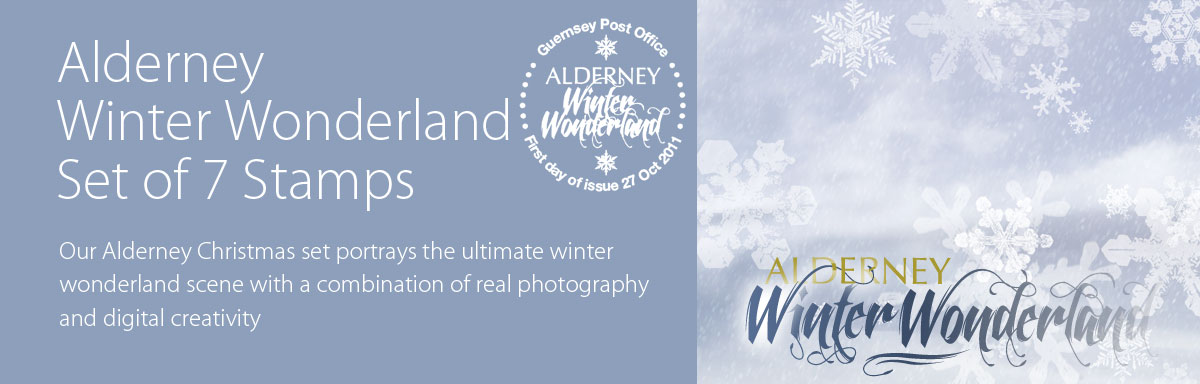 An Alderney Winter Wonderland
