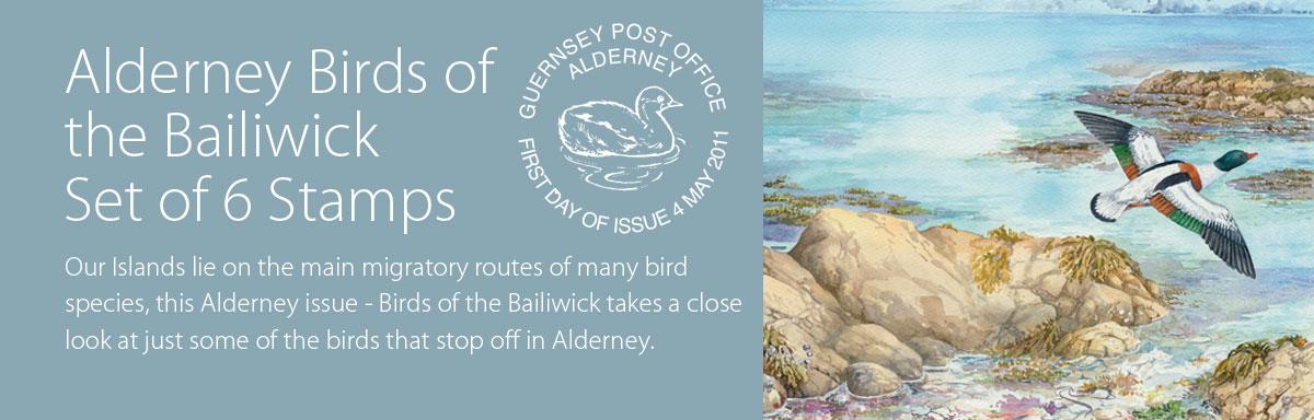 Alderney Birds of the Bailiwick