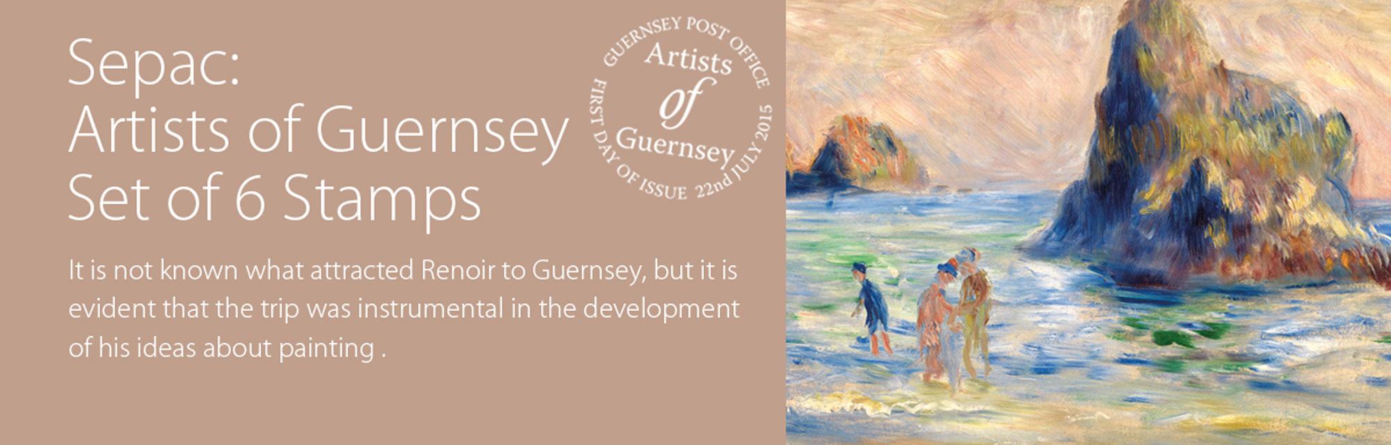 Sepac Artists of Guernsey