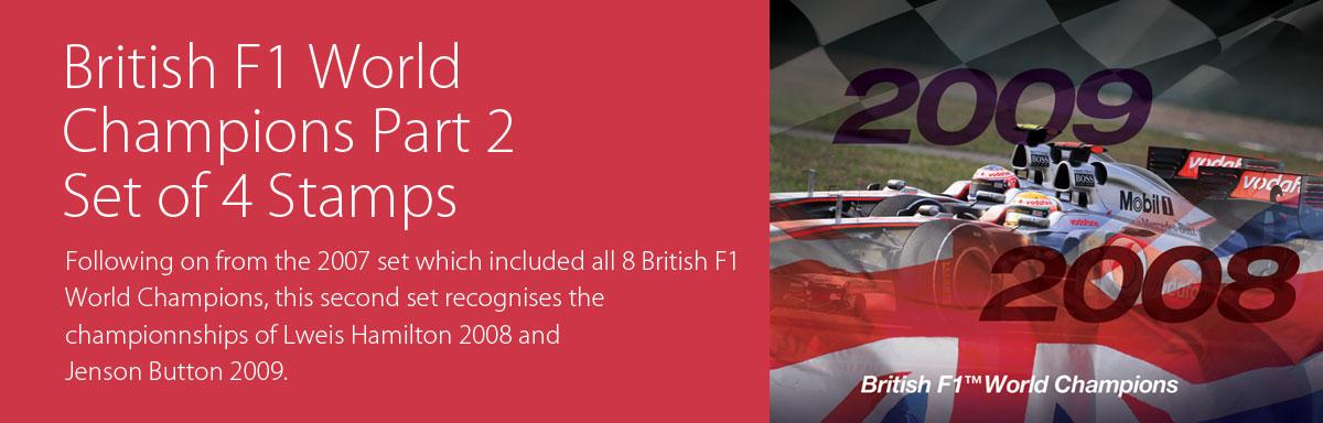 British F1 World Champions Part 2