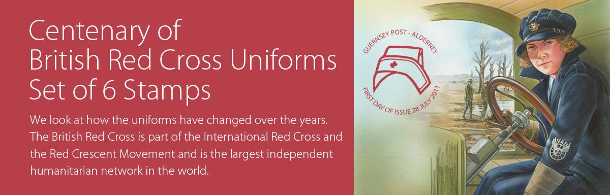 100 Years of Red Cross Uniform