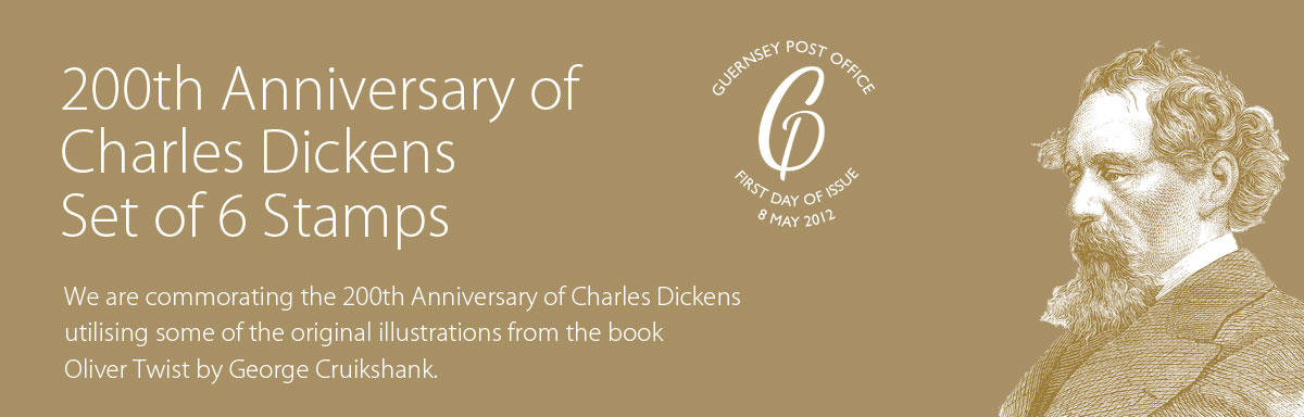 200th Anniversary of Charles Dickens